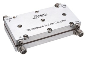 QH-0226 3 dB Quadrature (90 degree) Hybrid Coupler