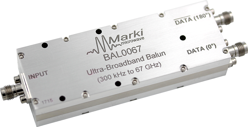 Broadband Isolation Balun image