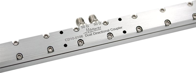 CD10-0106 Microwave Dual Directional Coupler image