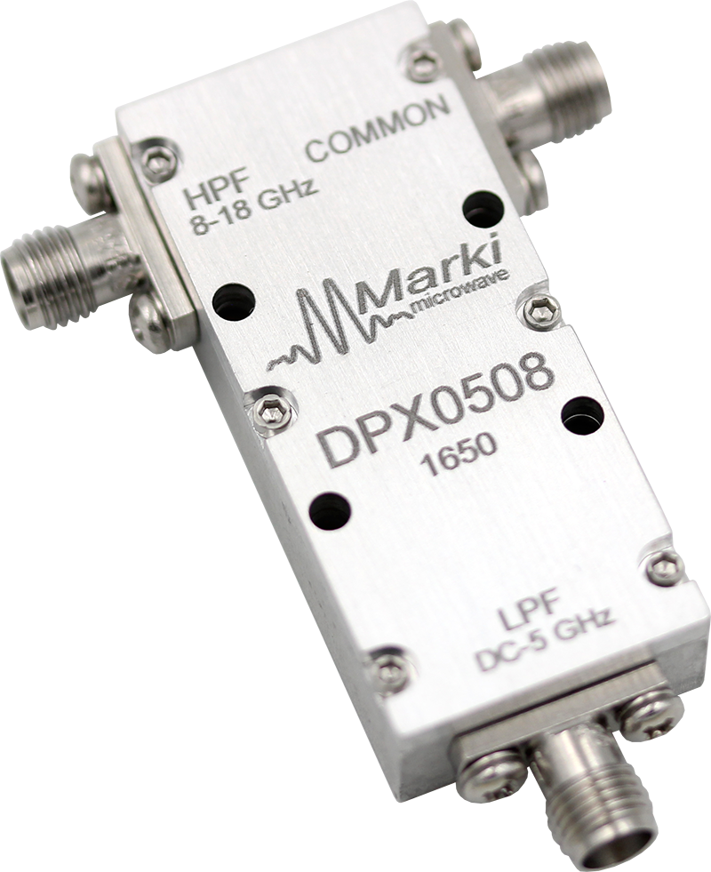 DPX-0508 RF / Microwave Diplexer image