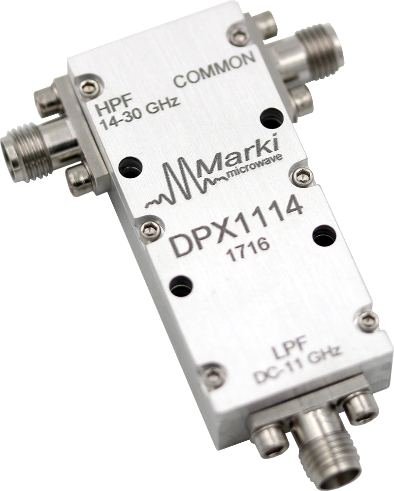 DPX-1114 RF / Microwave Diplexer image