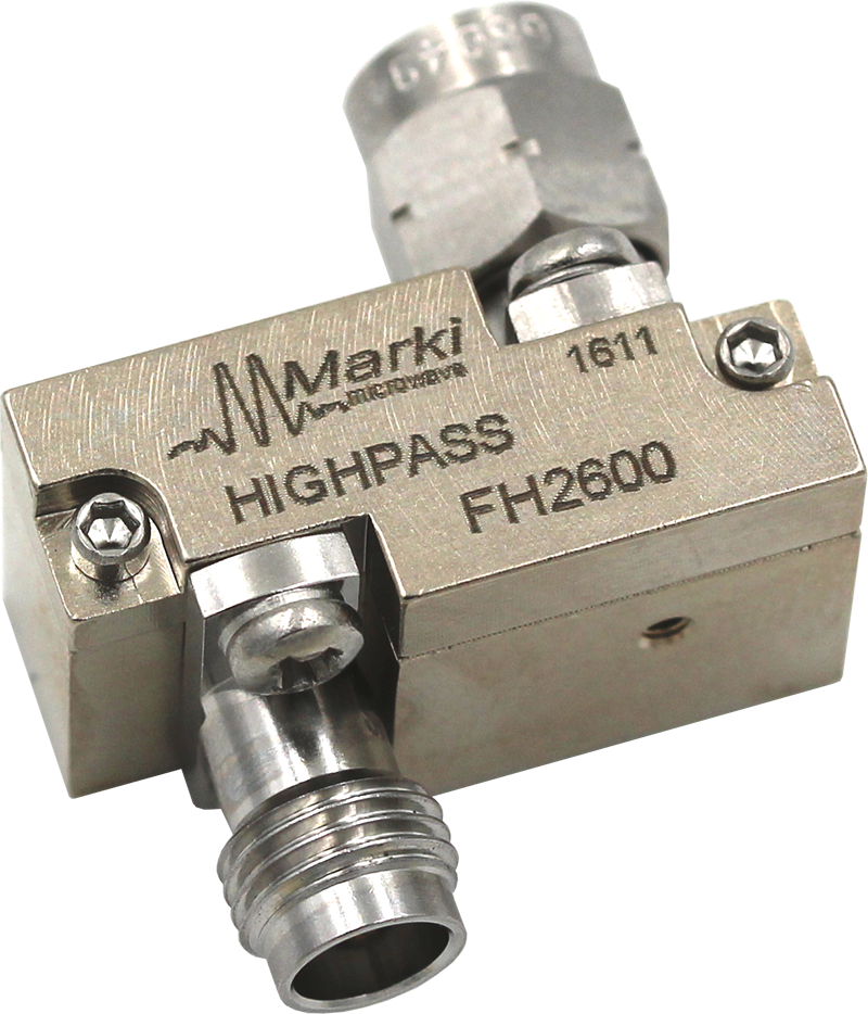 FH-2600 Microwave High Pass Filter image
