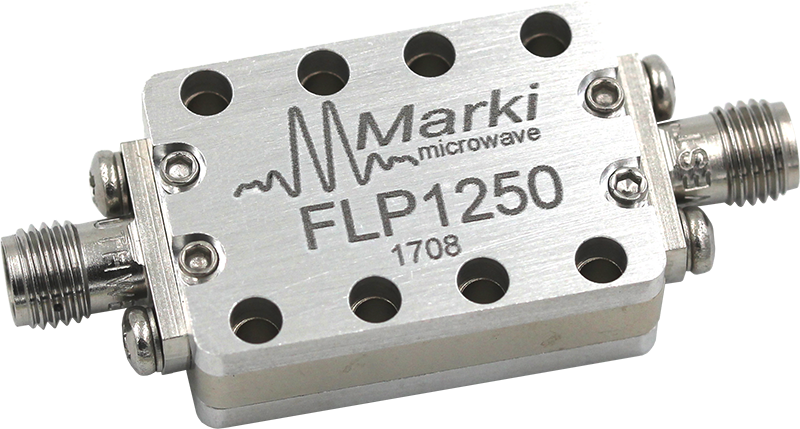 FLP-1250 Microwave Low Pass Filter image