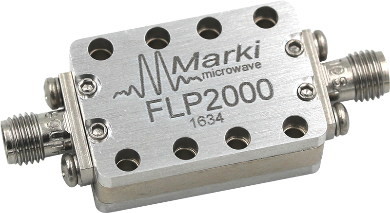 FLP-2000 Microwave Low Pass Filter image
