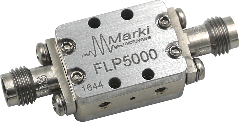 FLP-5000 Microwave Low Pass Filter image