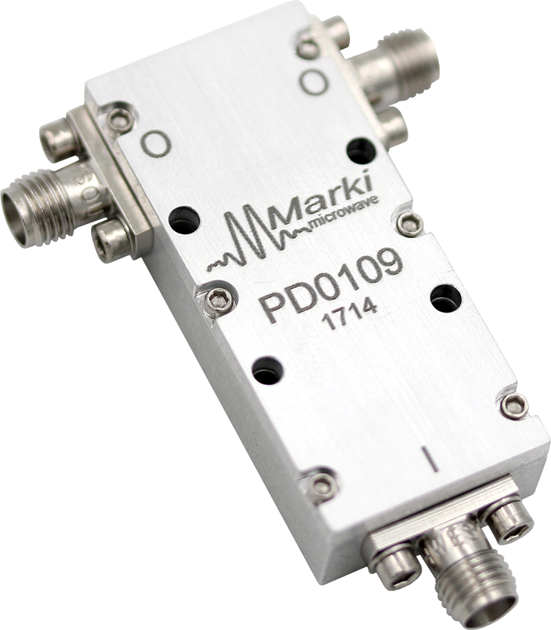 PD-0109 2-Way Wilkinson Microwave/RF Power Divider / Combiner image