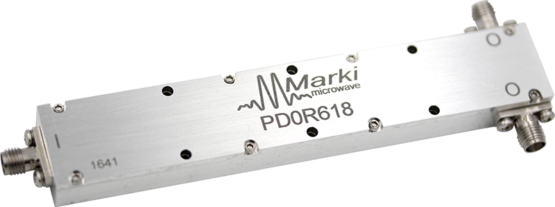 PD-0R618 2-Way Wilkinson Microwave/RF Power Divider / Combiner image