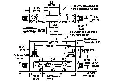 C16-1R718 Coupler Package Diagram