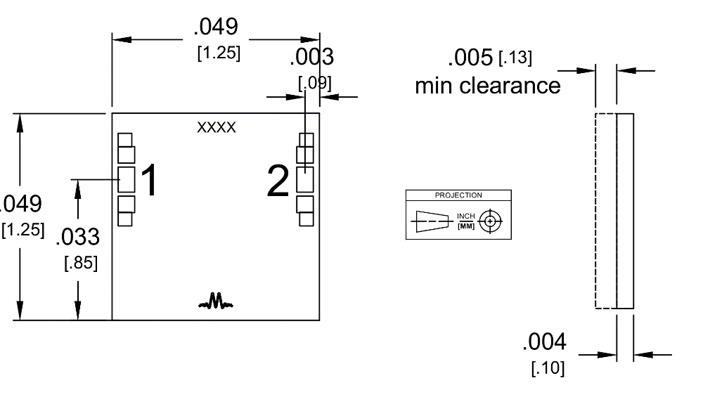 MEQX-20ACH Equalizer Package Diagram