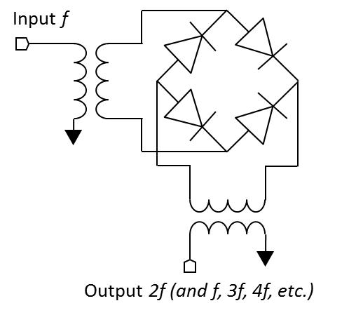 Doubler Circuit Diagram