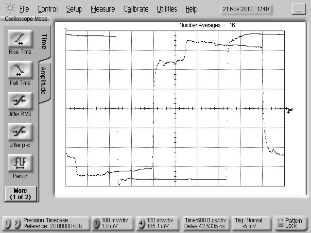 in and out